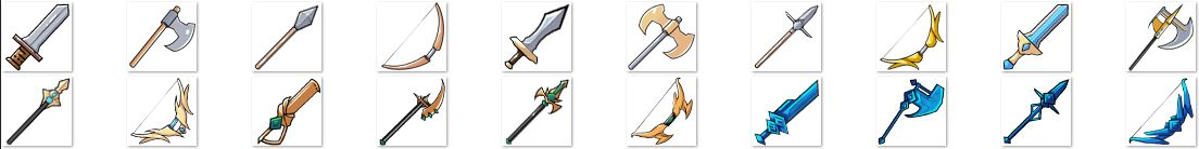 梦幻旅人武器图鉴大全  哪个武器厉害[多图]图片1