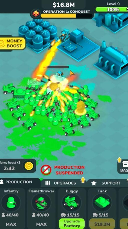 军人空闲游戏最新手机版图1: