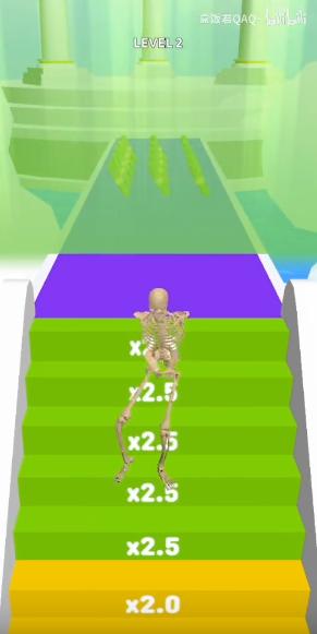 人类跑酷游戏官方最新版图2: