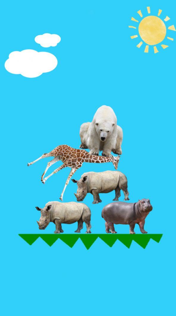 动物叠叠乐游戏安卓版图片1