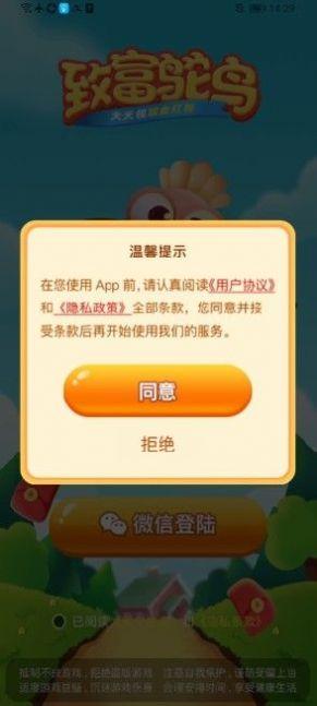 致富鸵鸟游戏安卓最新下载图2:
