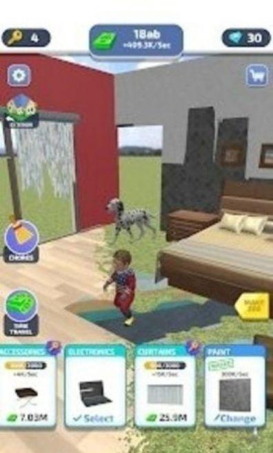 闲置的房屋游戏安卓手机版图2: