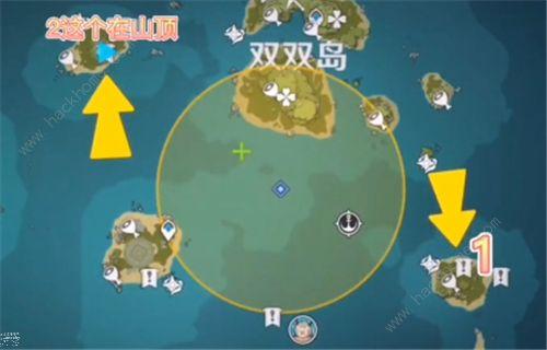 原神寻找另外半截船任务攻略 寻找另外半截船在哪[多图]图片1