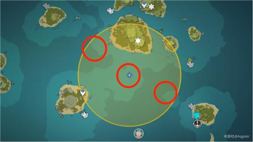 原神半截船在哪 寻找半截船位置分享[多图]
