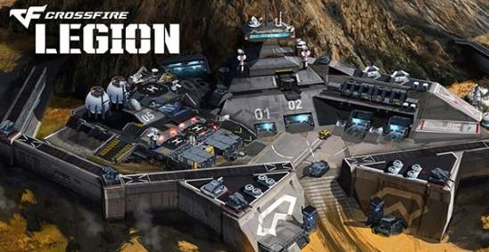 穿越火线军团手机版游戏(Crossfire Legion)图1: