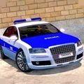 高级警车驾驶游戏官方安卓版 v1.0