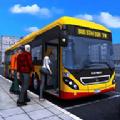 模拟公交大巴车中文版最新游戏下载 v1.0
