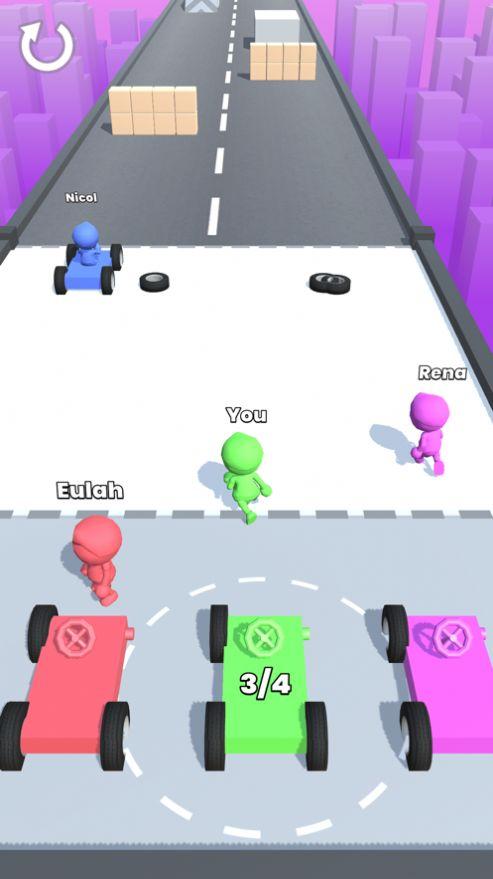 备胎大作战游戏IOS最新版图1: