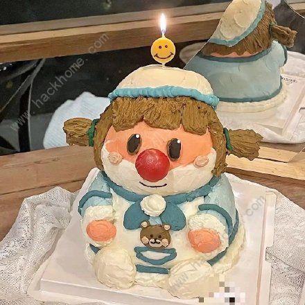 摩尔蛋糕也太可爱了是什么梗 摩尔庄园蛋糕也太可爱了梗出处[多图]图片4