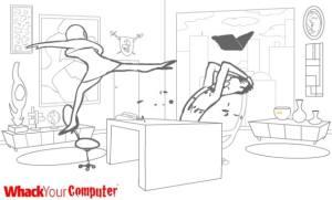 重击你的电脑游戏图1