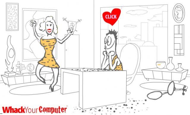 重击你的电脑游戏手机版图片1