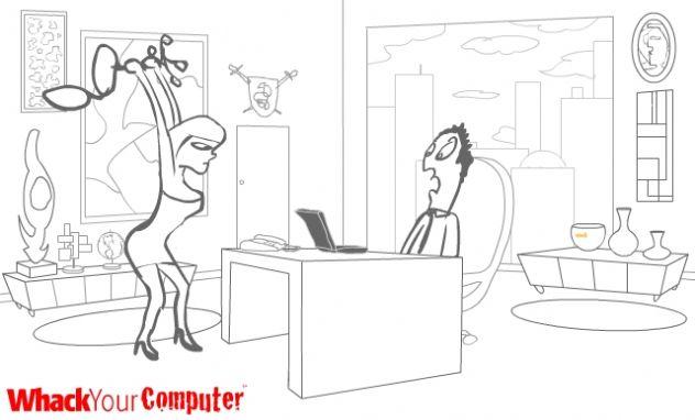 重击你的电脑游戏手机版图3: