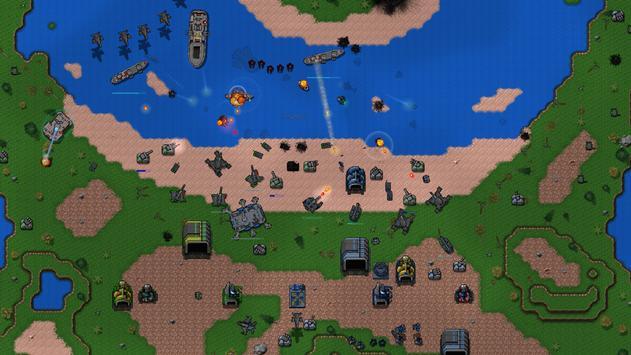铁锈战争莱顿科技mod1.50版手机版图片1