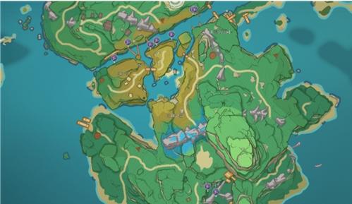 原神鸣草位置在哪 鸣草全地图分布一览[多图]