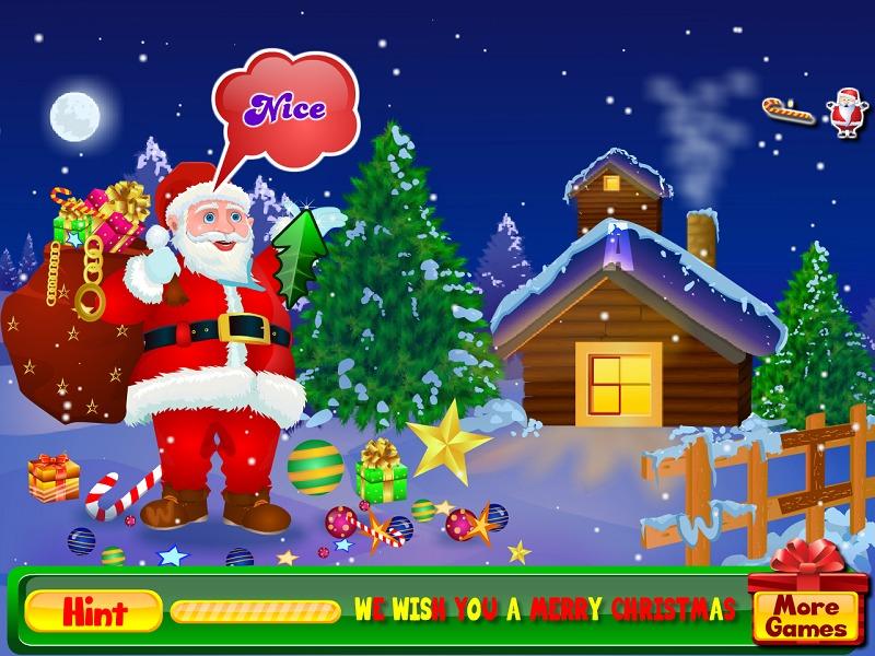 圣诞老人游戏合集