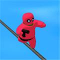 钩绳枪赛跑游戏安卓版 v1.0