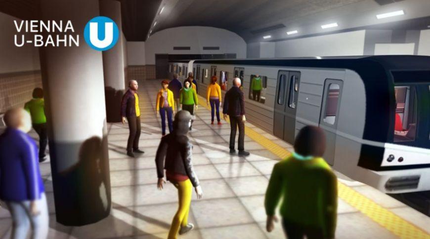 维也纳地铁站驾驶模拟器游戏IOS最新手机版图1: