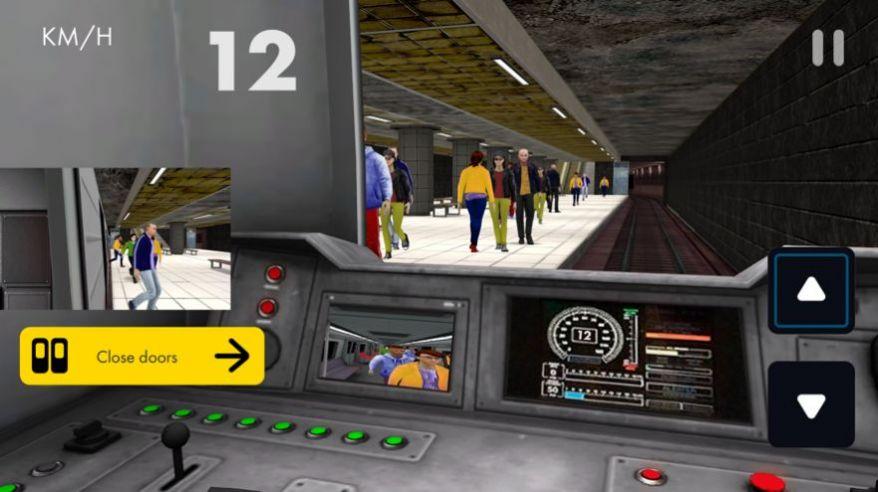 维也纳地铁站驾驶模拟器游戏IOS最新手机版图3: