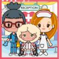 米加小镇护理生活游戏最新版 v1.1