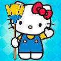 Hello Kitty Merge Town安卓中文版游戏 v1.0