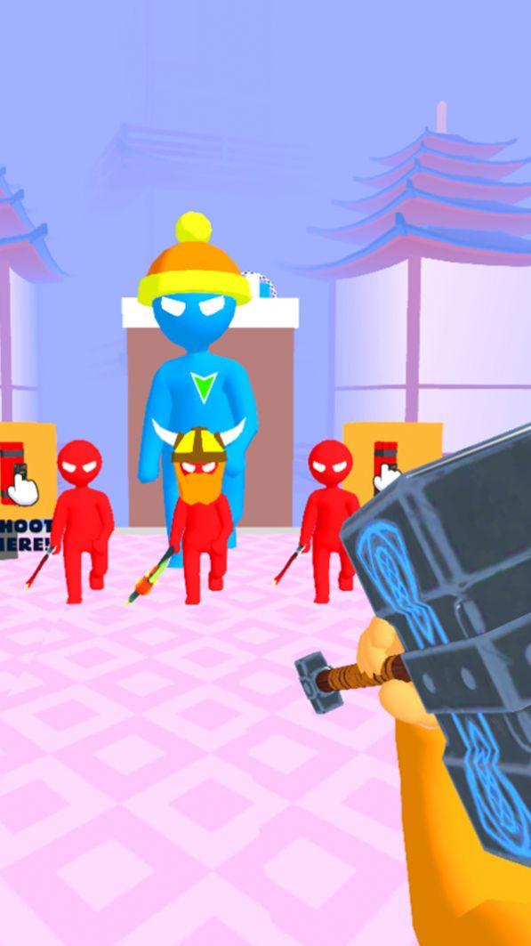 雷霆锤子英雄游戏官方安卓版图片1