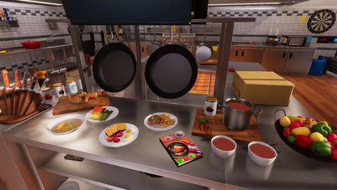 老番茄宇宙最强神厨游戏官方最新版图2: