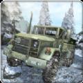 雪地卡车货运模拟器游戏官方最新版 v1.0