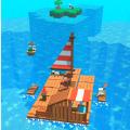 木筏海上漂流模拟器安卓版游戏 V1.0