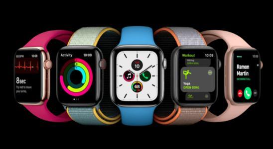苹果 watchOS 7.6.2合集