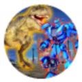 恐龙暴打机器人游戏中文安卓版 v1.0.0